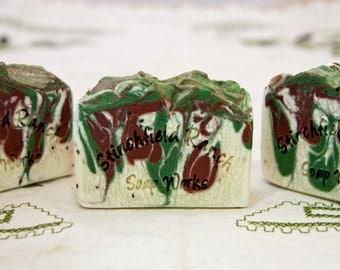 "Handmade Soap ""Cedarwood Celebration"""