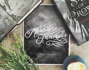No Mourners, No Funerals Digital Art Print