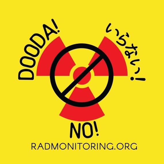 Sticker: NO RADIATION!