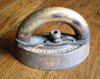 1900s Taylor-Forbes sad iron