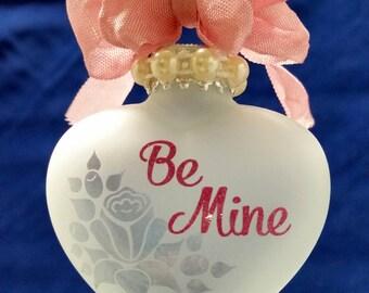 Valentine Keepsake Ornament