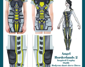 Angel Borderlands 2 Cosplay Outfit