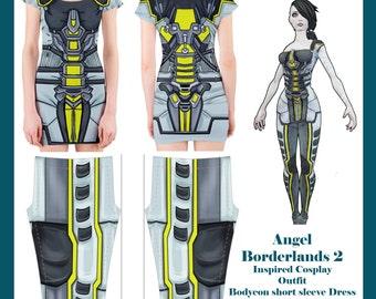 Angel Borderlands 2 Dress Only