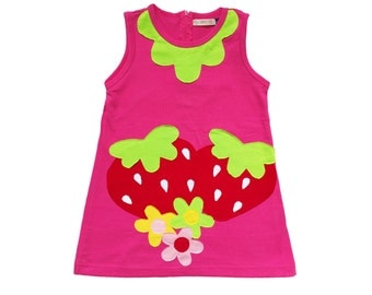 NEW SS '17! Strawberry Dress