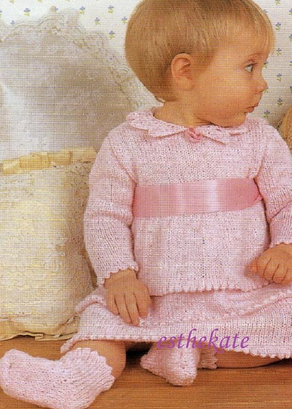Bond Knitting Patterns : VINTAGE machine knitting pattern pdf, Bond sweater machine, dress and socks, ...