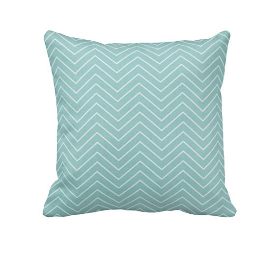 Light Blue Pillow Covers Blue Throw Pillows Sofa Decorative
