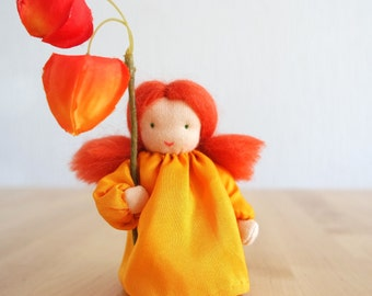 Chinese Lantern Plant - Flower Child for Autumn