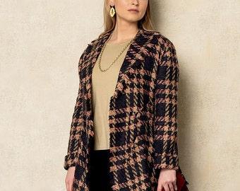 Vogue Pattern V1364 Misses' Jacket