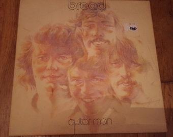 Bread - Guitar Man - Album Record LP