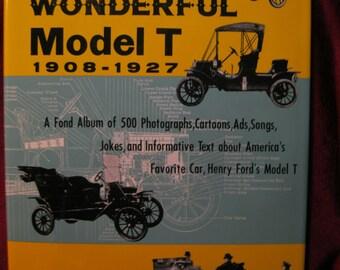 Henry's Wonderful Model T 1908-1927 ©1965 by Floyd Clymer