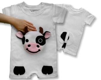 baby farmer, farm onesie, cow onesie, baby clothes, infant outfits, infant onesie, baby gift, baby clothes, farm birthday, personalized kids