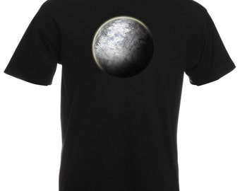 Custom Personalized Mens T-Shirt with Space Design / Customized Made Shirts / Colorful Personal Universe Shirt + Free Decal Gift