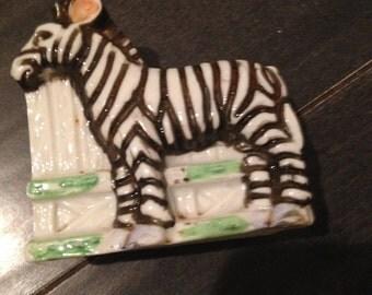 Little Zebra Planter from Japan