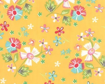 Yellow Floral Prairie by Corey Yoder for Moda   #29000-15