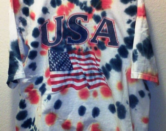 USA Stars and Strips