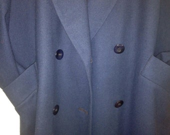 Vintage Pendleton wool coat size 12