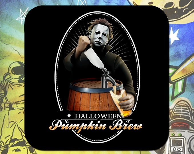 Michael Myers - Halloween Coaster Set