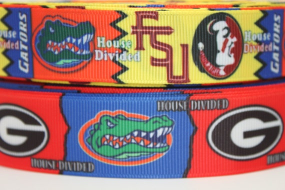 Basket Weaving Supplies Charleston Sc : Florida house divided inch grosgrain ribbon by the