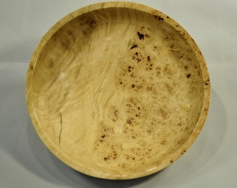 Birdseye Maple -Tiger Maple - Highly Figured - Wooden - Hand made