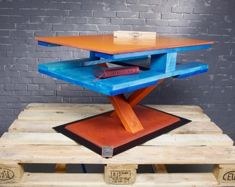"Table ""One way Pallet Evo"" - disposable pallet"