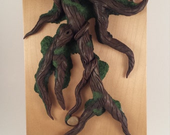 Tree root box