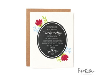 Proud of Me - Mother's Day Card