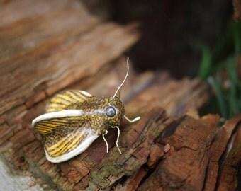 Lulworth Skipper Butterfly Ornament
