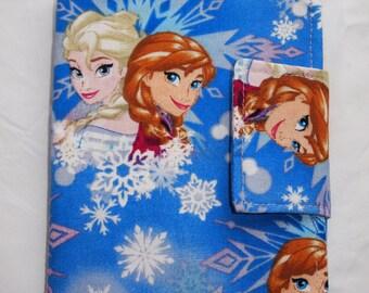 Mini Crayon Art Folio- Disney's Frozen, Elsa, Anna