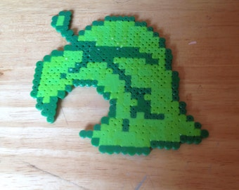 Animal Crossing Item Perler Bead Magnet