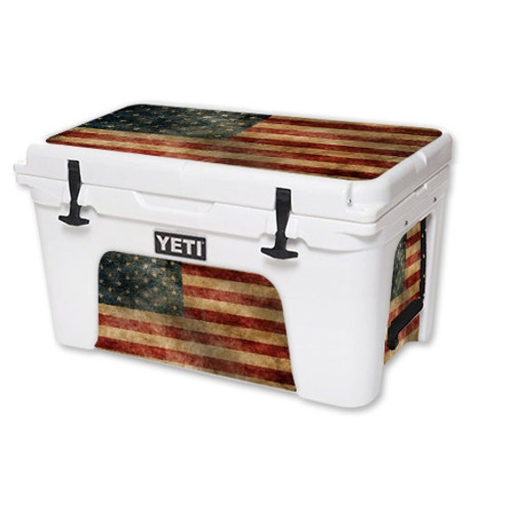 Skin Decal Wrap For Yeti Tundra Or Roadie Cooler 20 Qt 45 Qt