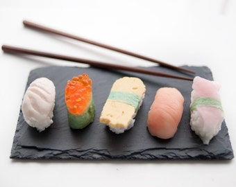 Big sushi soap gift set