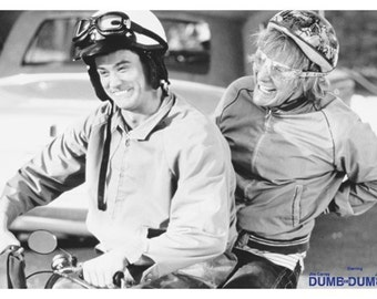 Poster Posters Dumb And Dumber Jim Carrey  Jeff Daniels Wall art Wall Decor 11 x 17