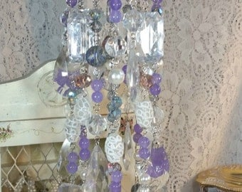 Luella Crystal Wind Chime