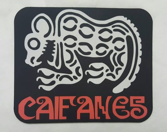 Caifanes mouse pad
