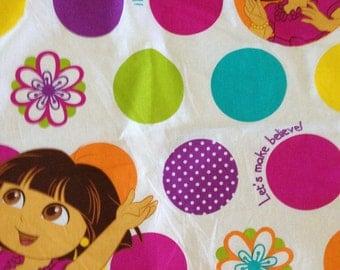 Dora Believe Art Library Bag, Swim Bag, etc