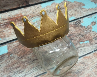Prince or princess hat Crown, headband stocking stuffer, party favor