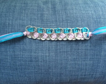 Woven Can Top Bracelet