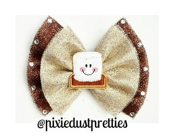 S'more Bow
