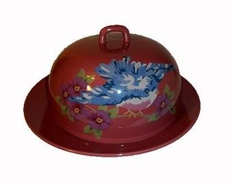 YARD SALE.....Raspberry Cheese Dome