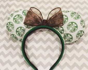 Starbucks Minnie Ears