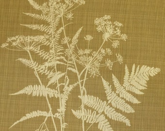 Woodland Botanical - R/R Upholstery Fabric by the Yard