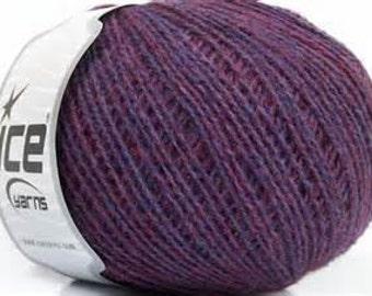 Random Medium Box of Alpaca Wool Blend Yarn