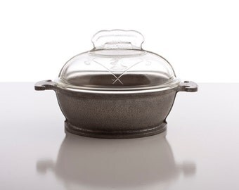Guardian 1 Quart Dome Cooker with Glass Lid, 1940s/1950s
