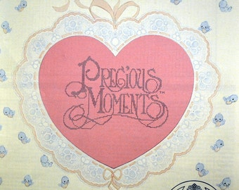 Precious Moments  Cross Stitch Patterns  By Gloria & Pat Sewing Because You Count