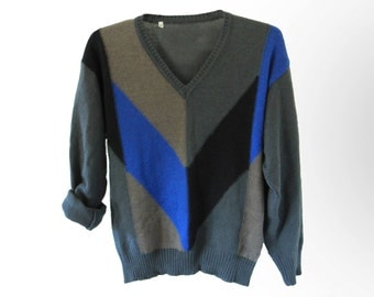 Cozy Italian Made Virgin Wool Sweater