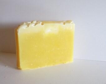 Soap-Lemongrass Bar Soap