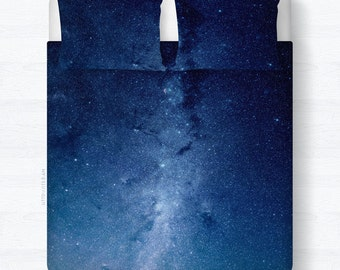 Awake Blanket or Duvet Cover - Dye Sublimation - Twin, Queen, King   Made to Order  