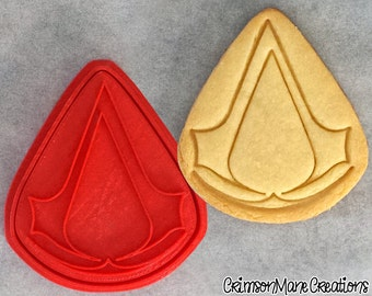 Assassin's Creed Cookie Cutter