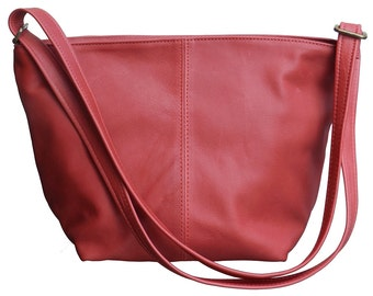 """A stone """"AVIV"""" BAG. A small purse for day or evening that can hold like a big one"""