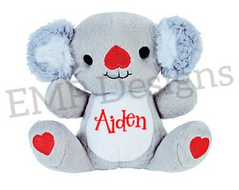 Personalized Valentineu0027s Day Stuffed Animals, Valentineu0027s Day Plush, Valentineu0027s  Day Bears, Valentineu0027s Day